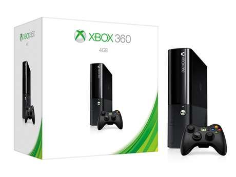 <p>Em junho, Microsoft apresentou o novoXbox 360, quefoi reestilizado para parecer com o novo Xbox One</p>