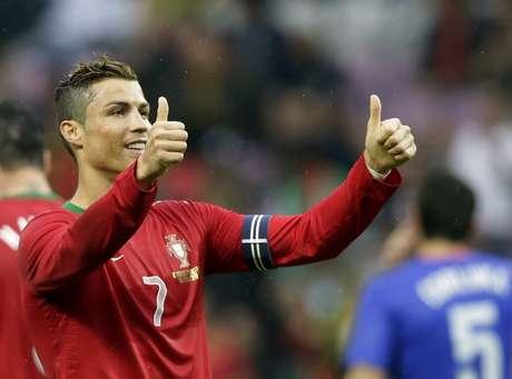<p>Craque da seleção portuguesa pode parar no Monaco</p>