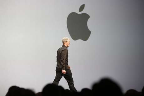 <p>Tim Cook, CEO da Apple</p>