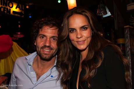 <p>Lucas Jaramillo y Catalina Aristizábal.</p>