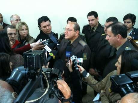 Coronel Flávio da Silva Lopes fala sobre o inquérito militar