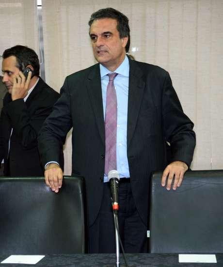 <p>O ministro da Justiça, José Eduardo Cardoso</p>