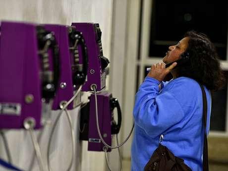 <p>A diarista Marlei Hemmel Camargo ligou para a filha e para a patroa ao chegar à estação fechada</p>