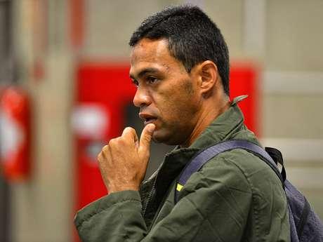 <p>O jardineiro Ailton Barreto Júnior chamou a greve de 'palhaçada'</p>
