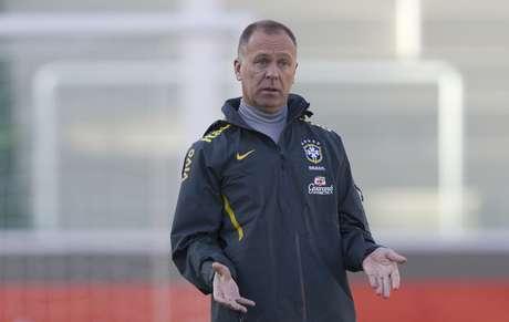 Mano Meneses deixou a Seleção Brasileira em novembro de 2012