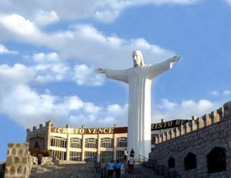 A versão de Torreón é a terceira maior estátua de Cristo na América Latina, ficando atrás apenas das do Rio de Janeiro e de Cochabamba, na Bolívia