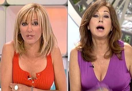 Susana Griso y Ana Rosa Quintana