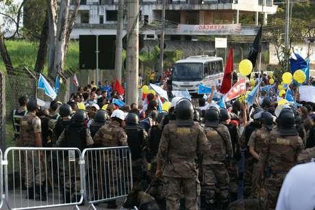 <p>São esperados novos protestos em Belo Horizonte</p>