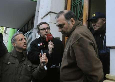 <p>Jorge Mangeri, el único detenido por el crimen de Ángeles Rawson</p>