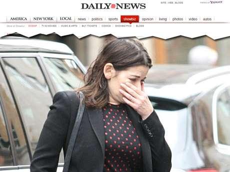 <p>Chef saiu chorando de um restaurante após suposta agressão</p>