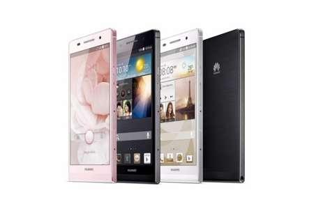 Fabricante chinesa Huawei lançou o Ascend P6, com um espessura de apenas 6,18 milímetros, que afirma ser o smartphone mais fino do mundo