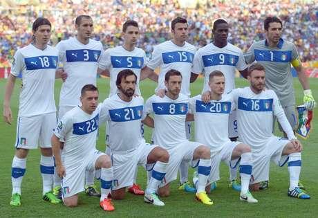 <p>Este es el equipo que venció a México en la primera fecha de la Confederaciones.</p>
