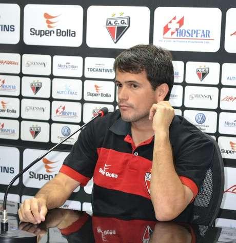 <p>Pipico espera chance como titular para voltar à boa fase</p>