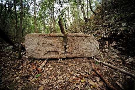 """A cidade """"permaneceu oculta na selva"""" durante séculos, até ser descoberta há duas semanas"""