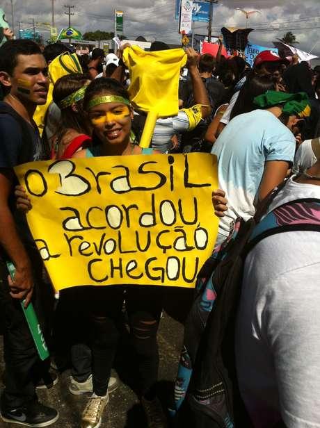 <p>Protestos em Fortaleza colocam em xeque investimentos do Brasil para torneios da Fifa em detrimento de questões públicas</p>