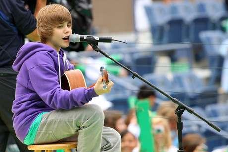 <p>Corte de cabelo de Justin Bieber foi bastante copiado</p>