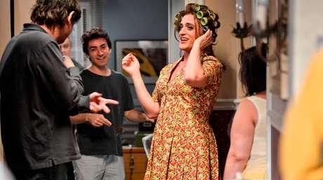 <p>'Minha Mãe é uma Peça' é escrito e estrelado pelo humorista Paulo Gustavo</p>