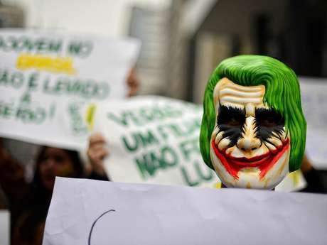 <p>Manifestantes e mascarados terão entrada proibida no Campusda Fé, durante a Jornada Mundial da Juventude</p>
