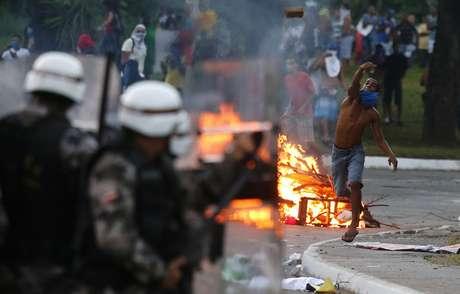 <p>Entidade mantém torneio no Brasil, mesmo com manifestações populares</p>