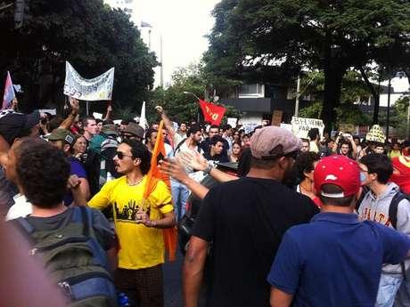 <p>Belo Horizonte é uma das cidades mais agitadas por protestos</p>