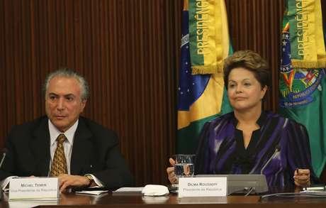 <p>Dilma Rousseff anunciou cinco pactos para melhorar os serviços públicos</p>