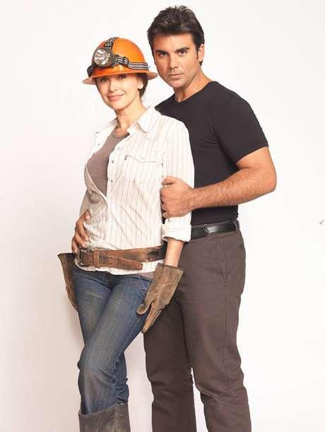 <p>Aracely Arámbula protagoniza junto a Jorge Luis Pila la telenovela 'La Patrona'.</p>