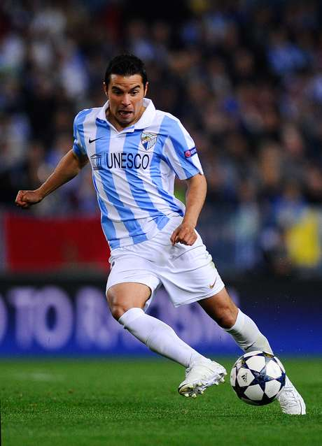 <p>Inter pretende contratar o argentino Saviola</p>