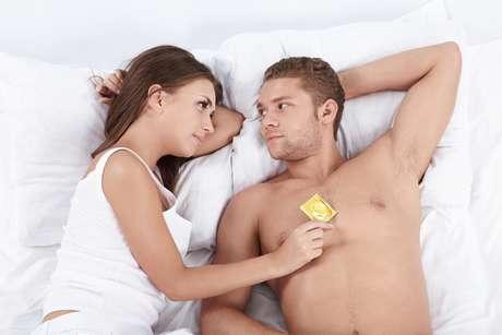 <p>As mulheres têm um papel importante na decisão sobre o uso de preservativo</p>