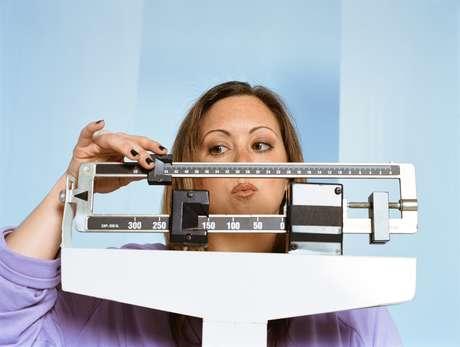 <p>Sobrepeso é fator de risco para doenças cardiacas e diabetes</p>