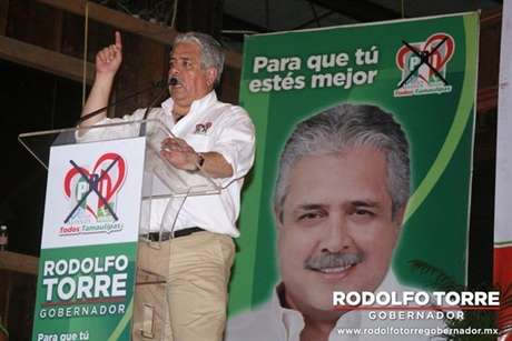 <p>Torre Cantú ya era considerado incluso gobernador virtual de Tamaulipas.</p>