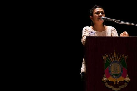 Diana Urrea nasceu na Colômbia, mas começou a fazer política no País Basco