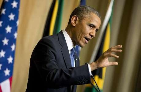 <p>Perfil de Obama tem mais de 33 milhões de seguidores eé omais seguidodo mundo</p>