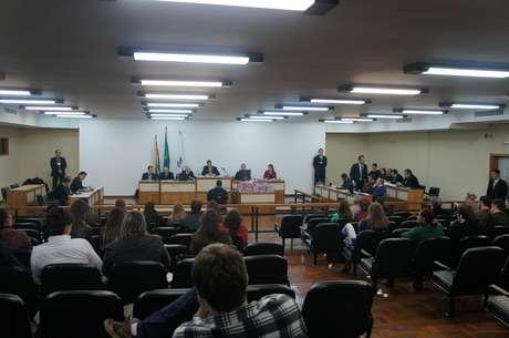 <p>Cinco pessoas foram ouvidas no último dia 29 no Fórum de Santa Maria (RS)</p>