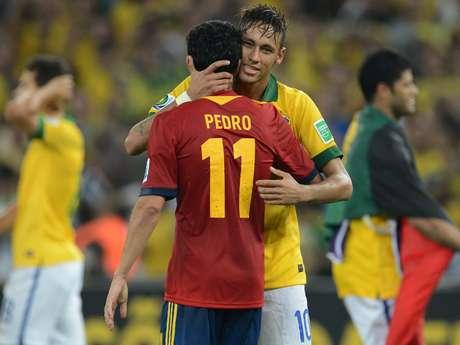 <p>Vitória brasileira teve recorde no horário da madrugada do país europeu</p>