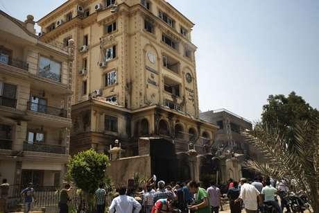 Sede da Irmandade Muçulmana no Cairo foi invadida e saqueada