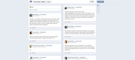 <p>Sem conseguirem acessar e-mail, clientes do Yahoo! protestam em rede social</p>