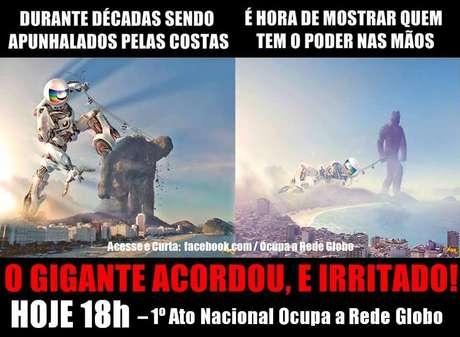 As manifestações estão confirmadas em ao menos quatro cidades: Rio de Janeiro, São Paulo, Porto Alegre e Recife