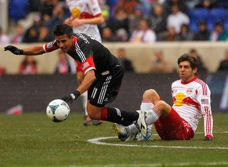 <p>Ídolo vascaíno estava atuando no futebol americano</p>