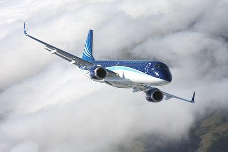 <p>E190 foi destaque de vendas da Embraer</p>