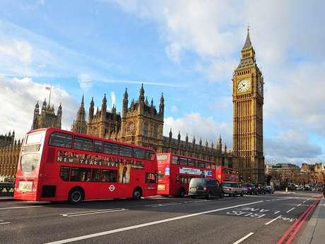Reino Unido: 276.114 visitantes brasileiros em 2011