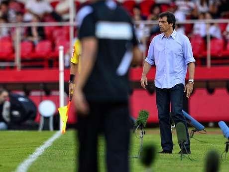 <p>Milton Cruz evitou falar em nomes para assumir o cargo de técnico do São Paulo</p>