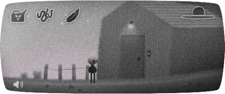 <p>Para completar a missão, ET precisa recolher objetos</p>