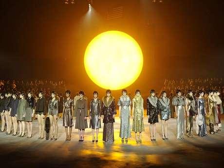 Desfile da grife Marc Jacobs na última edição da semana de moda de Nova York, em fevereiro deste ano