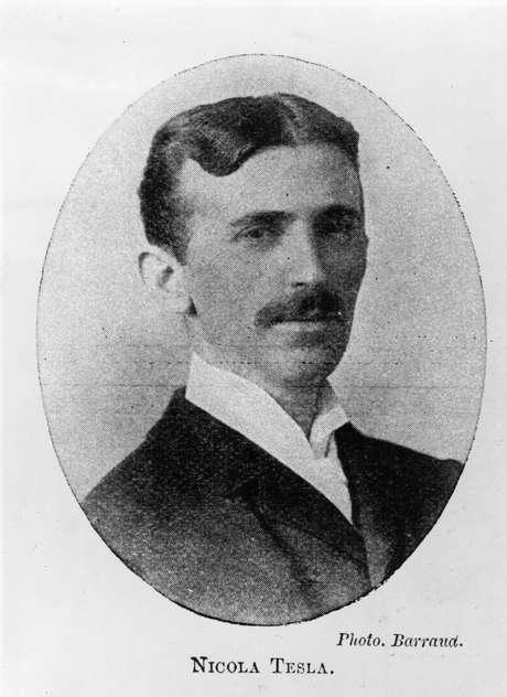 <p>Nikola Tesla (1856 - 1943) foi reconhecido tardiamente como gênio pela ciência</p>