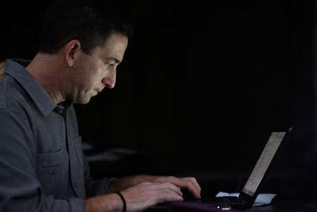 Glenn Greenwald, jornalista norte-americano radicado no Rio, foi o primeiro a divulgar as informações vazadas por Snowden