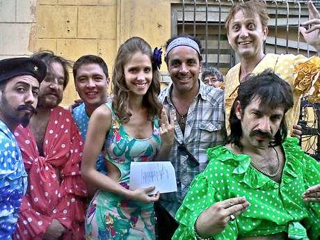 "<p><span class=""argris13"" style=""padding: 0px; margin: 0px; color: rgb(51, 51, 51); font-family: arial; font-size: 13px; line-height: normal;"">Martina Franz se une a la aventura de Humberto Busto, Andrés Almeida, Armando Hernández, Marius Biegai y Miguel Rodarte.</span></p>"