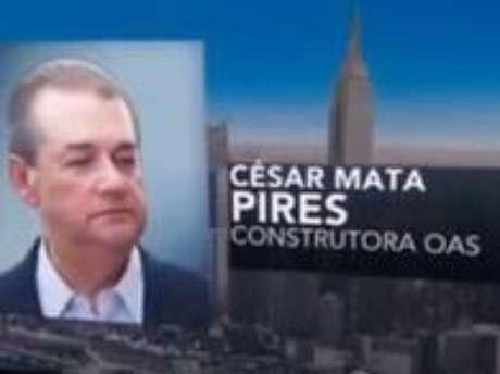 Cesar Mata Pires é um dos que mais se beneficiaram com estádios para a Copa do Mundo e Olimpíadas de 2016.