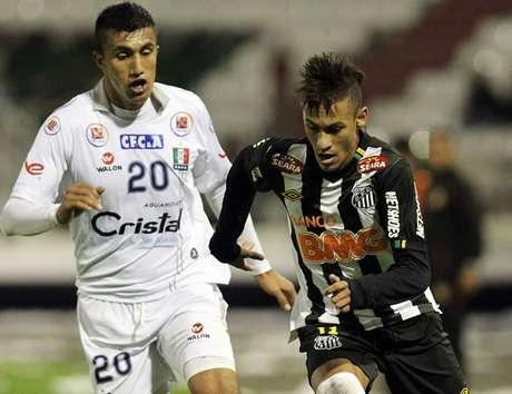 Mario González jugó con Once Caldas Copa Libertadores en 2011 y ahora podría ser refuerzo del Deportivo Cali