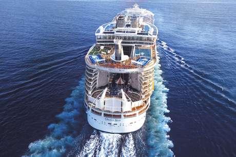 Navios da Royal Caribbean Internacional terão assistência médica exclusiva nas viagens
