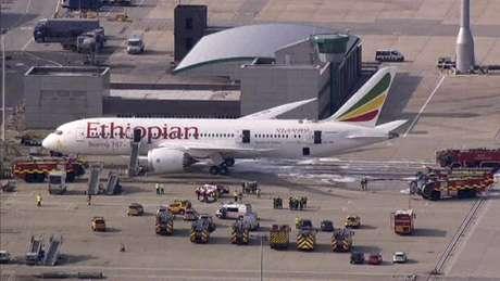 "Ethiopian Airlines questiona software ""agressivo"" da Boeing"